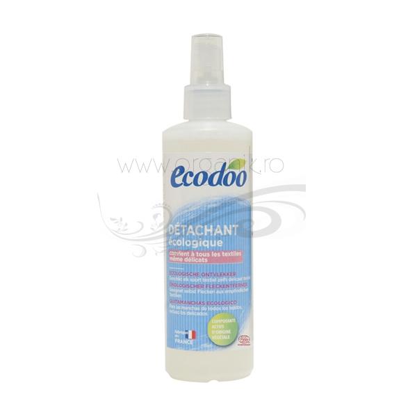 Solutie bio pentru indepartarea petelor, spray 250 ml - Ecodoo