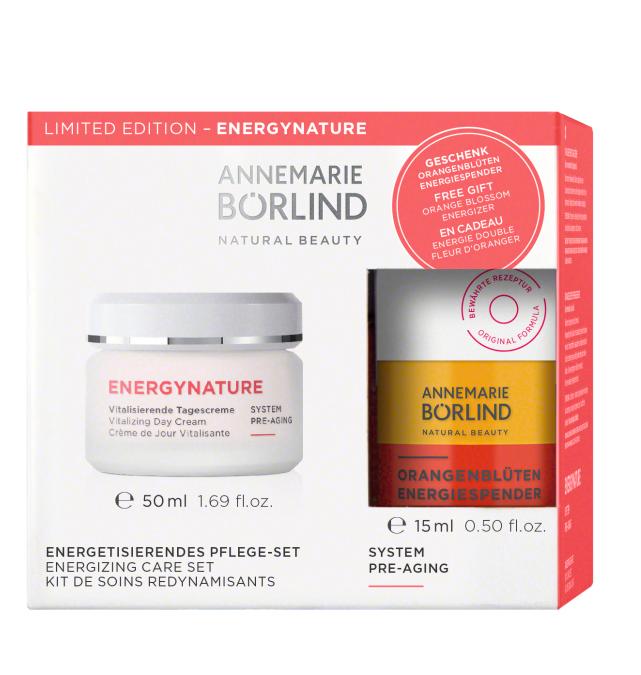 Energynature Crema de zi vitalizanta+ CADOU Ser bifazic Orange Blossom - Annemarie Borlind