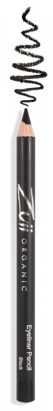 Creion organic pentru contur ochi, Negru - ZUII Organic