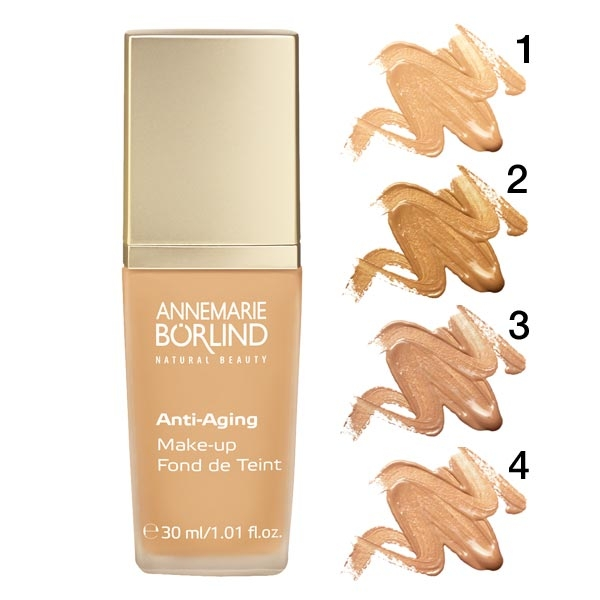 Fond de ten anti-ageing, Beige 02k - Annemarie Borlind
