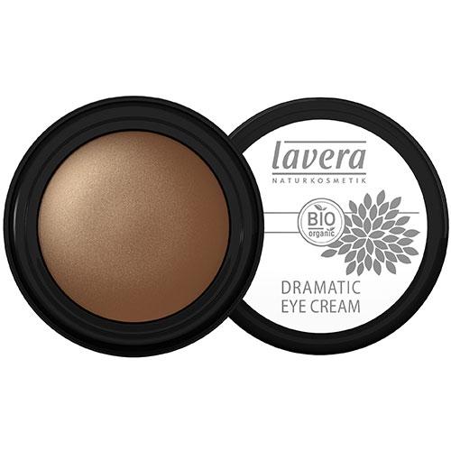 Fard bio de pleoape crema Gleaming Gold 01 - LAVERA