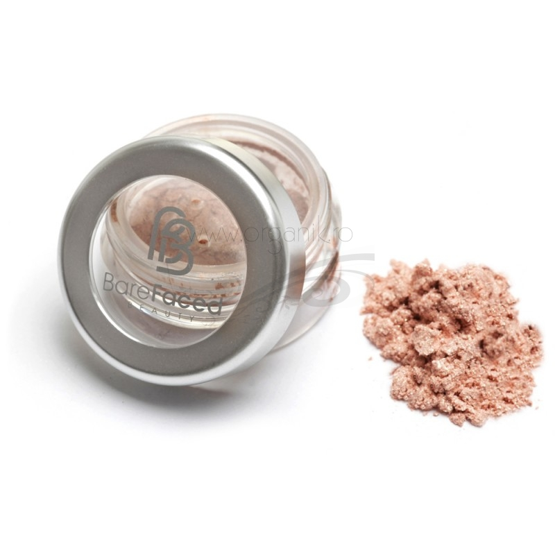 Fard de pleoape ROSE QUARTZ - Barefaced Beauty