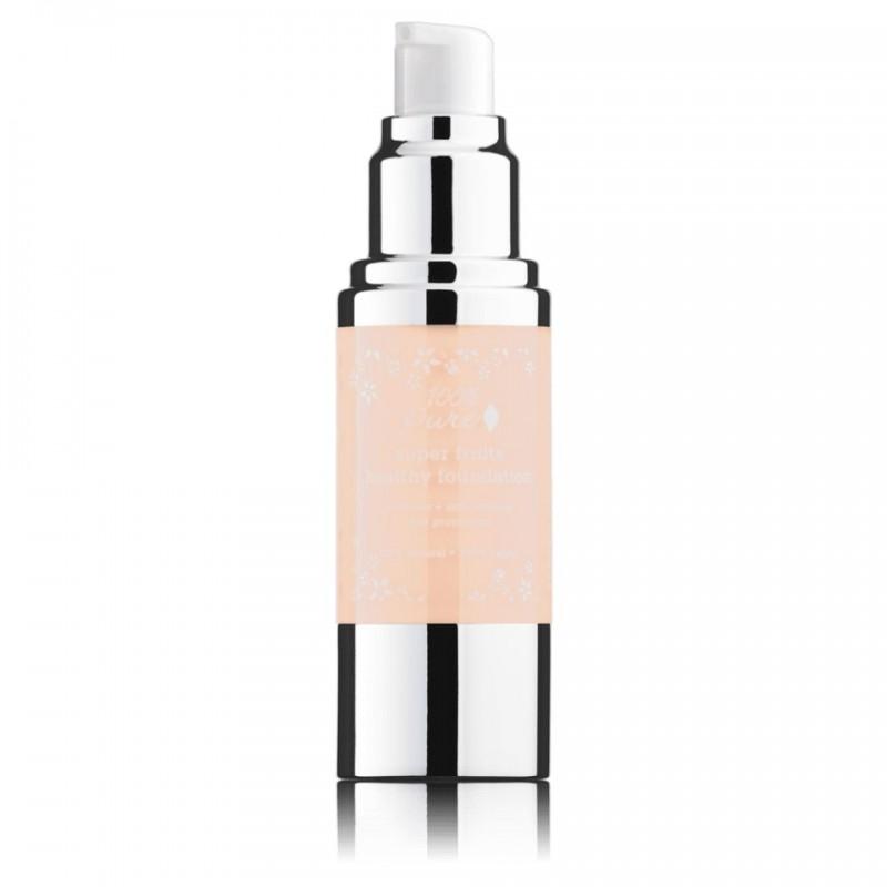 Fond de ten acoperire totala si protectie solara, Alpine Rose - 100 Percent Pure Cosmetics