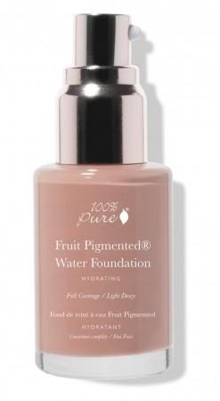 Fond de ten hidratant Water Foundation, Cool 3.0 - 100 Percent Pure Cosmetics