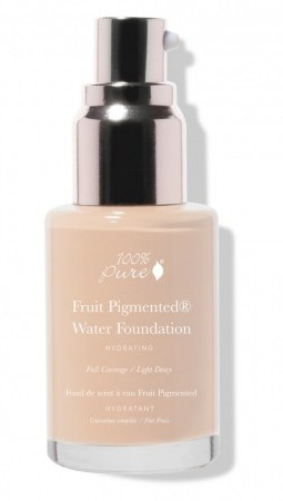 Fond de ten hidratant Water Foundation, Warm 2.0  - 100 Percent Pure Cosmetics