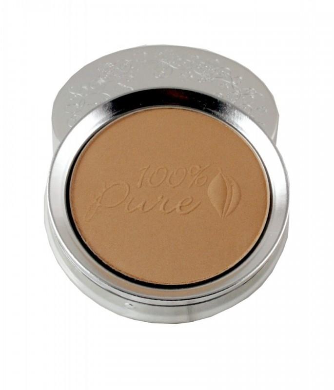 Pudra cu pigmenti din fructe si antioxidanti, Golden Peach - 100 Percent Pure Cosmetics