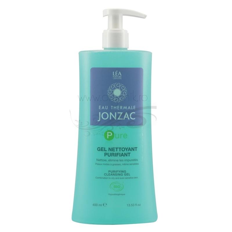 Gel de curatare purifiant pentru ten mixt si gras, Pure 400ml - JONZAC