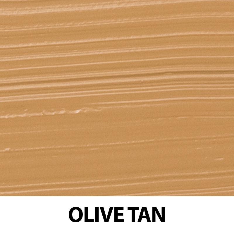 Fond de ten organic cu ingrediente florale, Olive Tan - ZUII Organic