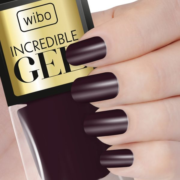 Lac de unghii Incredible Gel no.1 - Wibo