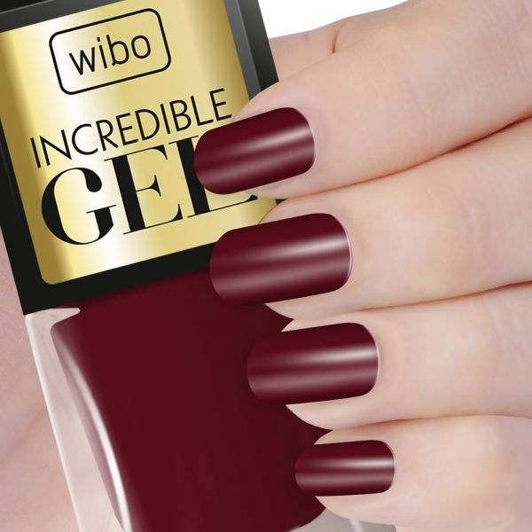 Lac de unghii Incredible Gel no.2 - Wibo