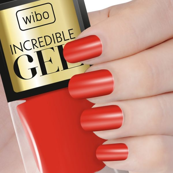 Lac de unghii Incredible Gel no.4 - Wibo