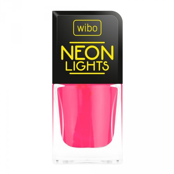 Lac de unghii Neon Lights no.4 - Wibo