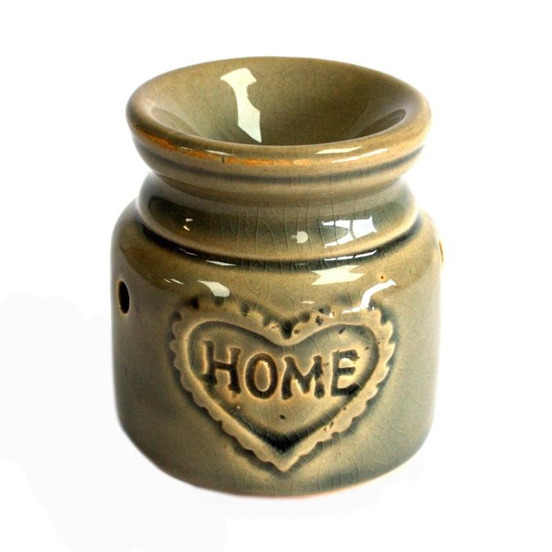 Lampa pentru uleiuri esentiale Blue Stone (mica) - Ancient Wisdom