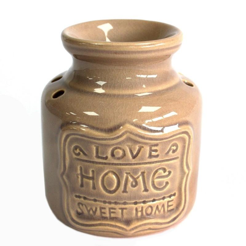 Lampa pentru uleiuri esentiale Grey (mare) - Ancient Wisdom