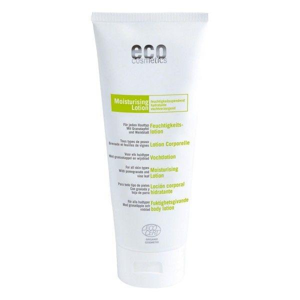 Lotiune de corp hidratanta cu rodie si vita de vie - Eco Cosmetics