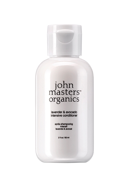 MINI Balsam de par intensiv Lavanda & Avocado, 60ml - John Masters Organics