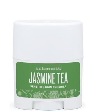 MINI Deodorant stick cu magneziu pentru piele sensibila, Jasmine Tea - Schmidts's Deodorant