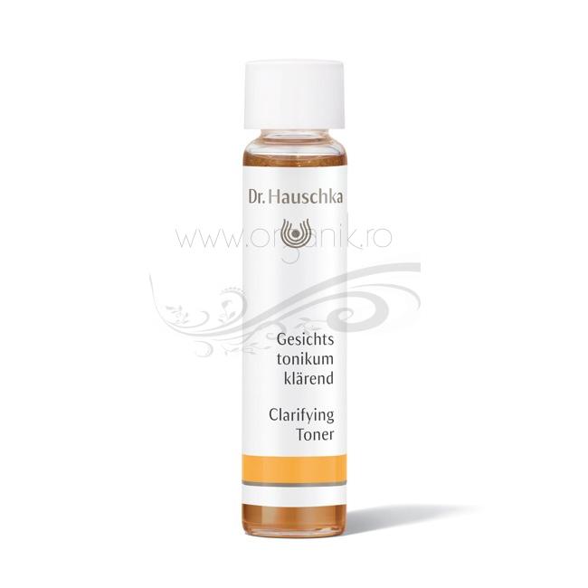 MINI Lotiune tonica purificatoare pentru ten gras, 10 ml - Dr. Hauschka
