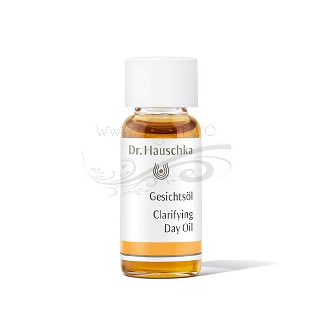MINI Ulei de zi echilibrant pentru tenul gras, impur, 5 ml - Dr. Hauschka