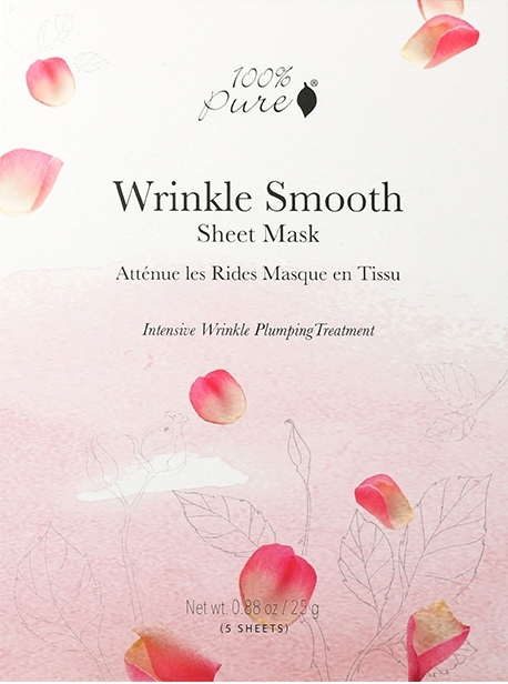 Masca peliculara antirid Wrinkle Smooth - 100 Percent Pure Cosmetics