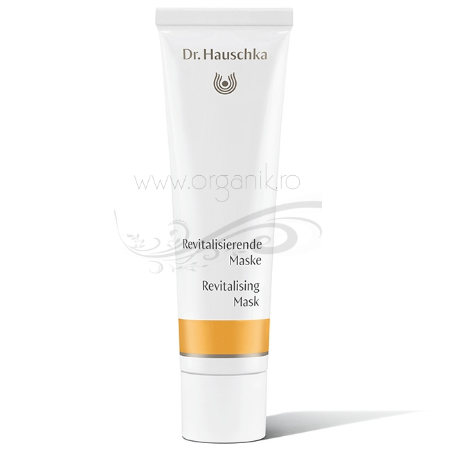 Masca revitalizanta pentru toate tipurile de ten, 30 ml - Dr. Hauschka