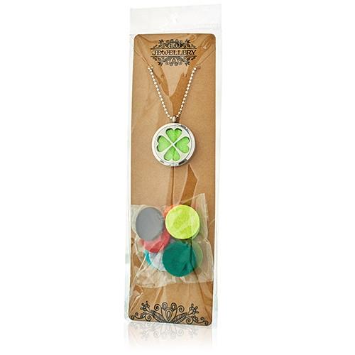 Medalion aromaterapie Leaf, 30mm - Ancient Wisdom