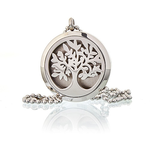 Medalion aromaterapie Tree of Life, 30mm - Ancient Wisdom