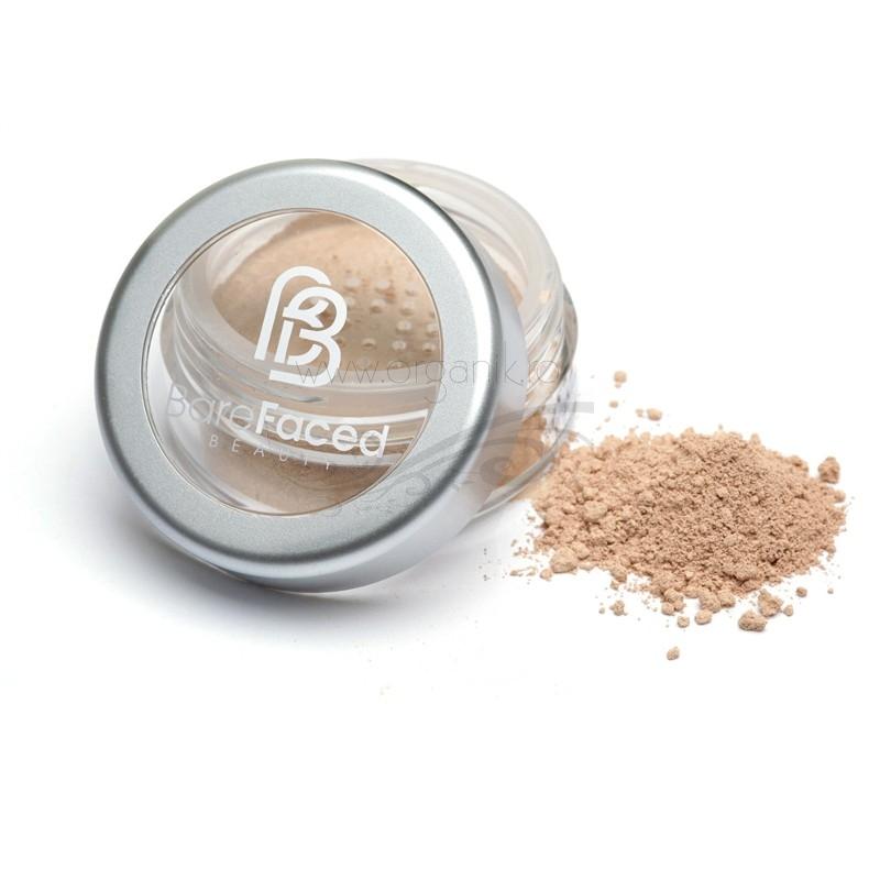 MINI Fond de ten mineral KISSED, 2.5g - Barefaced Beauty