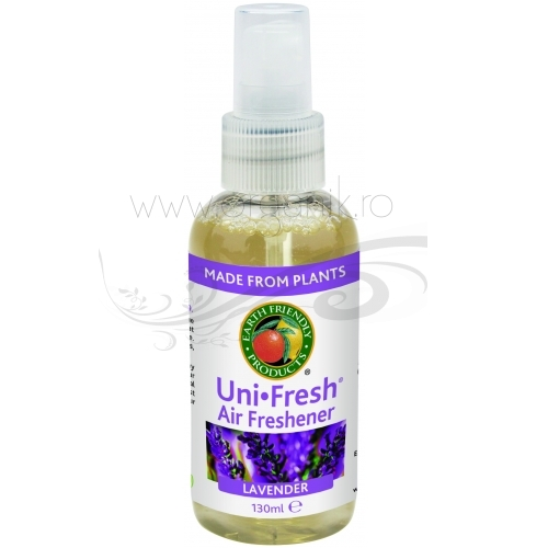 Odorizant ecologic pentru camera Lavanda, 130 ml - Earth Friendly Products