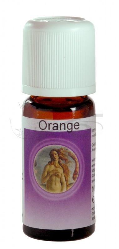Ulei esential de Portocala (citrus aurantium) organic certificat Demeter, 10 ml - Eco Cosmetics