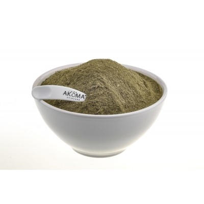 Pudra de neem din Ghana, 125 g  - Akoma Skincare