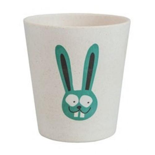 Pahar pentru clatire sau depozitare Bunny - Jack n' Jill