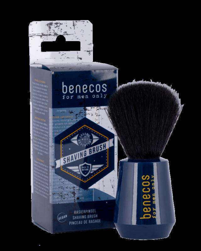 Pamatuf de barbierit pentru barbati - Benecos
