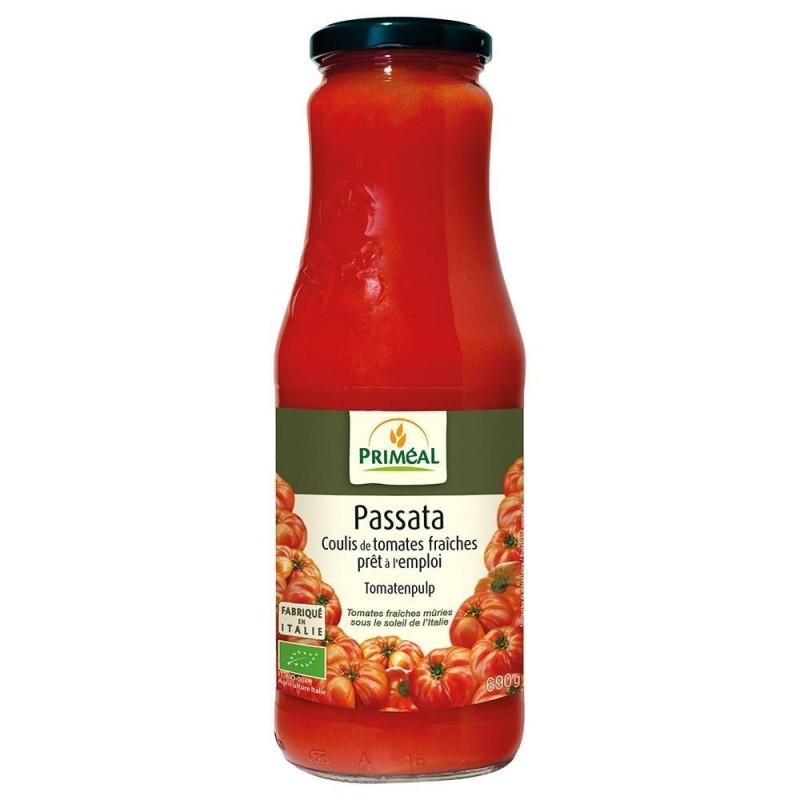 Passata de tomate bio, 690g - Primeal