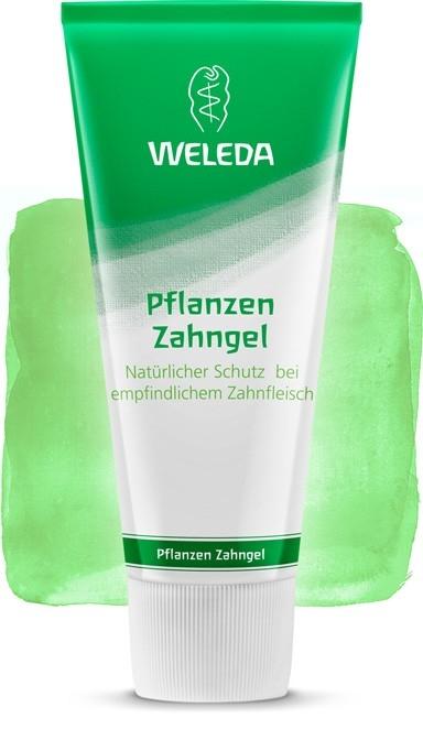 Pasta de dinti naturala cu plante - Weleda