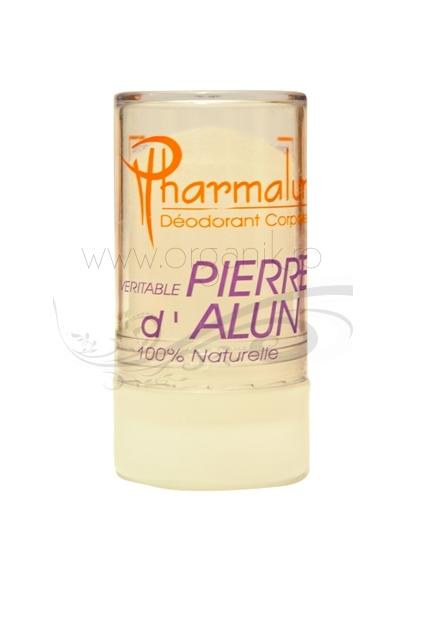 Piatra de Alaun (deodorant mineral), stick 120 gr - Pharmalun