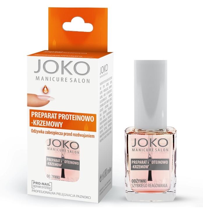 Tratament concentrat pentru unghii cu proteine - Joko