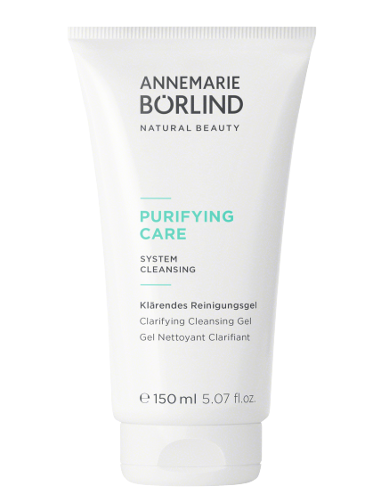 Purifying Care Gel de curatare pentru ten acneic, 150 ml - Annemarie Borlind