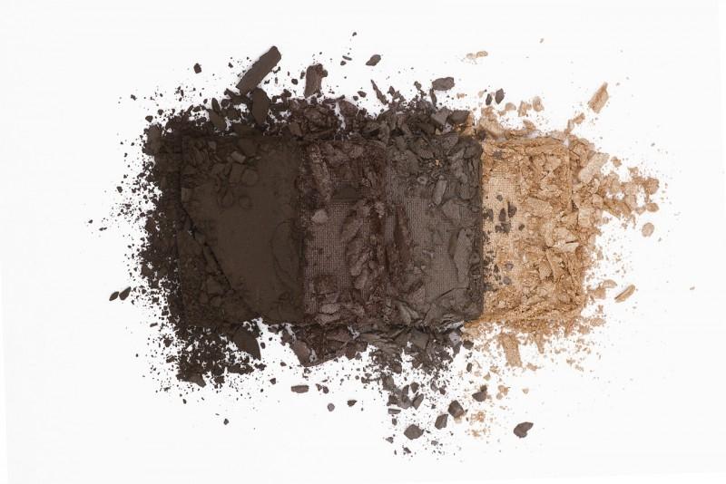 Paleta farduri de pleoape organice cu ingrediente florale, NATURAL - ZUII Organic