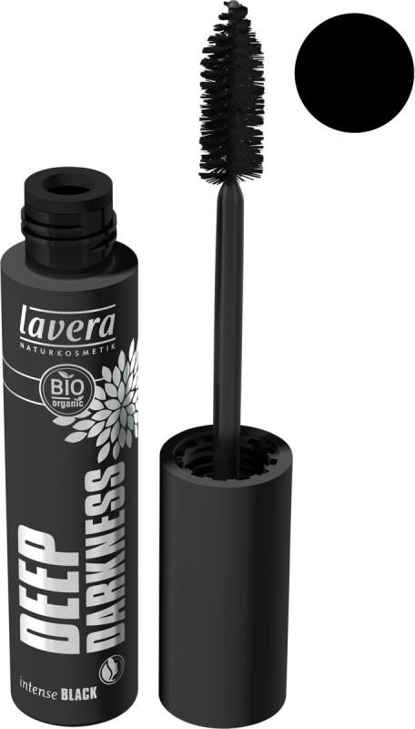 Rimel bio negru intens Deep Darkness, 13 ml - Lavera