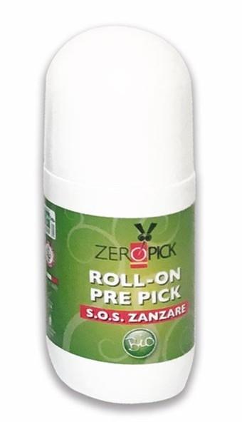 Roll-on bio impotriva intepaturilor de tantari si insecte, 50ml - ZEROPICK