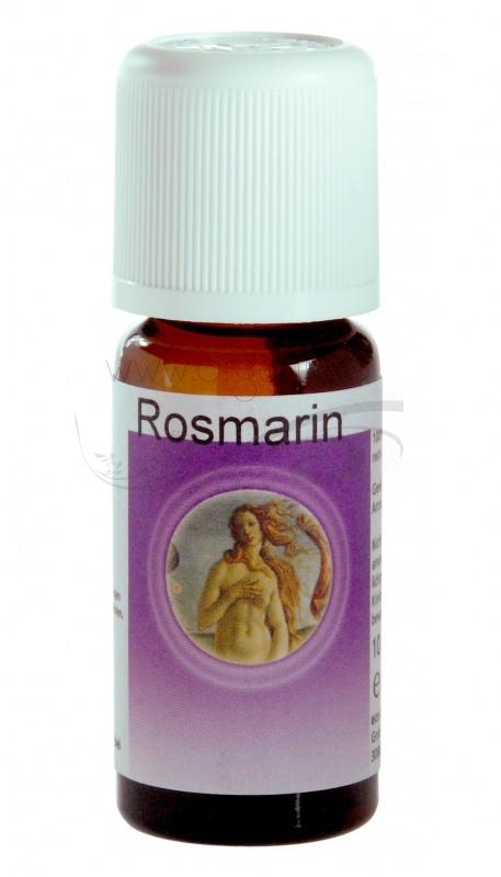 Ulei esential de Rozmarin (rosmarinus officinalis) organic,  10 ml - Eco Cosmetics