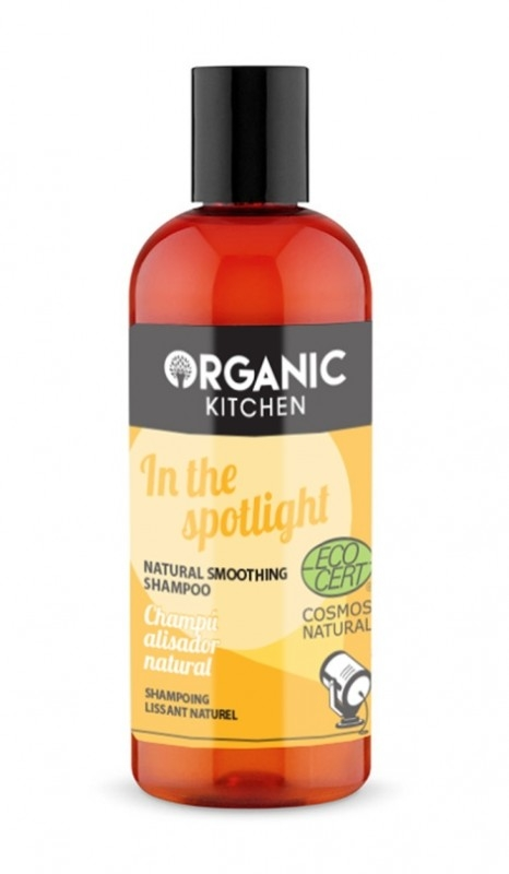 Sampon pentru par neted si lucios In The Spotlight - Organic Kitchen