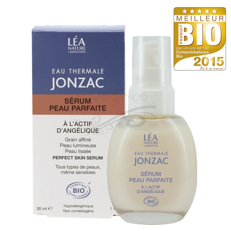 Serum Ten Perfect pentru ten obosit, tern, pori deschisi - JONZAC