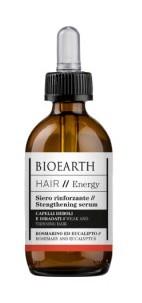 Ser fortifiant cu rozmarin si eucalipt impotriva caderii parului, 50ml - Bioearth Hair Energy