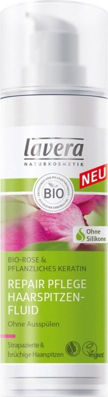 Serum organic de reparare si ingrijire pentru varfuri despicate, 30 ml - LAVERA