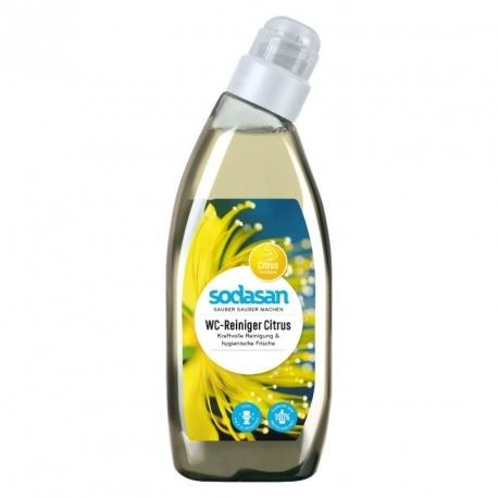 Solutie bio pentru curatat toaleta, 750 ml - Sodasan