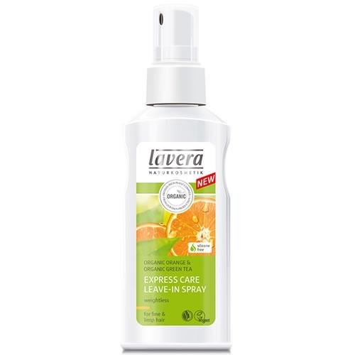 Spray leave-in pentru ingrijirea parului fin, fara volum 125 ml - LAVERA