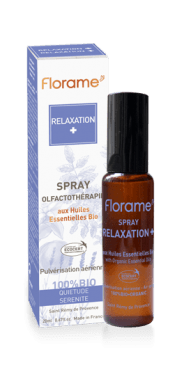 Spray BIO pentru olfactoterapie Relaxation+, 20ml - Florame
