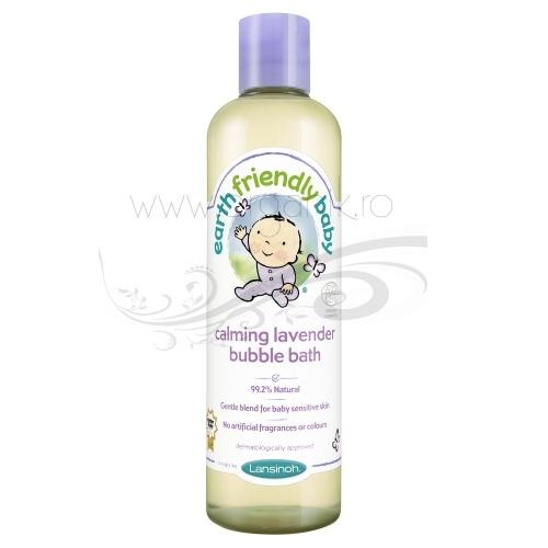 Spumant de baie pentru copii cu levantica - Earth Friendly Baby